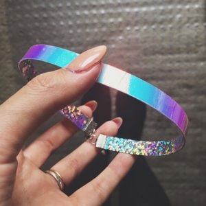 Reflective Holographic Choker